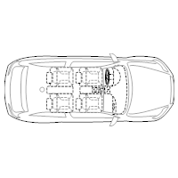 2-Door Compact Car - 2 (Elevation View)