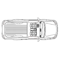 Pickup Truck - 1 (Elevation View)