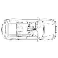SUV - 2 (Elevation View)