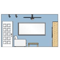 Living Room Elevation - 3