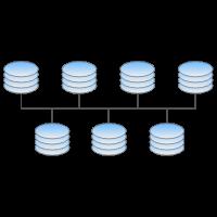 LAN Center Network Topology
