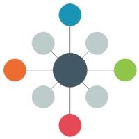 Interrelationship Diagram Template - 1