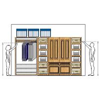 Closet Design Plan