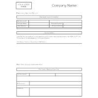 Employee Inquiry Sheet