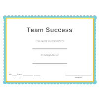 Team Success