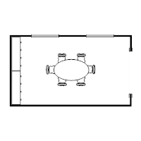 Dining Room Plan
