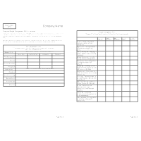 Skills Assessment Form