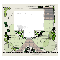 Landscape Design Example