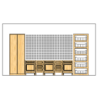 Garage Elevation