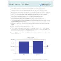 Heart Disease Fact Sheet