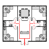 Office Evacuation Plan - 3
