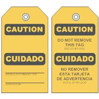 Caution Tag