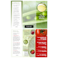 Healthy Eating Brochure