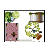 Patio Design Plan