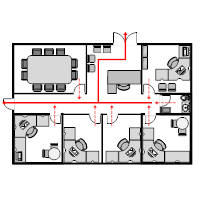 Office Evacuation Plan - 2