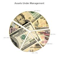 Pie Chart Example - Assets Under Management