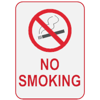 No Smoking Sign 2