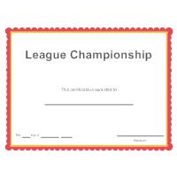 Sports - League Championship