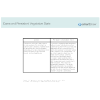 Coma and Persistent Vegetative State