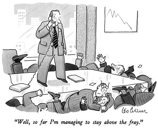 Five Tricks to Maximizing Meetings
