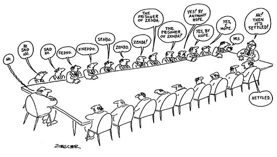 Meeting consensus