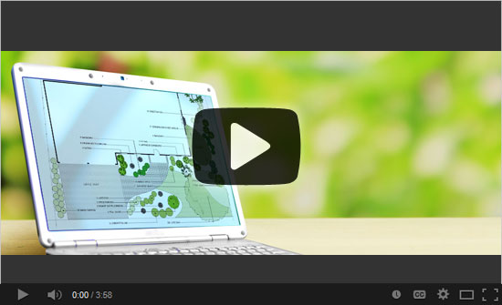 Click to watch a landscape plan tutorial