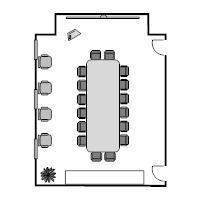 Conference Room Plan