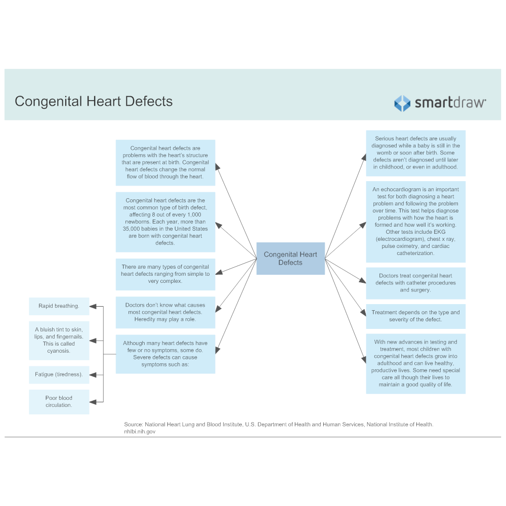 Example Image: Congenital Heart Defects