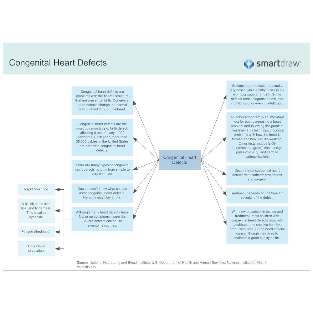 Example Image: Congenital Heart Defects