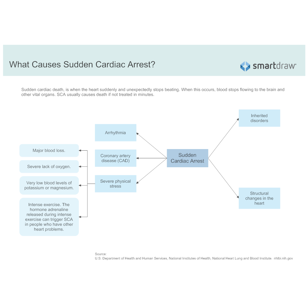 Example Image: What Causes Sudden Cardiac Arrest
