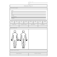 Crime Scene Report Templates