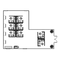 Cubicle Plan