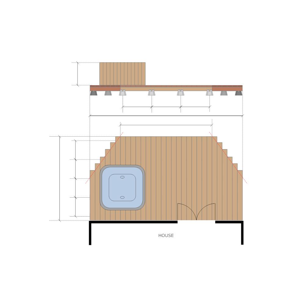 Example Image: Deck Design 2