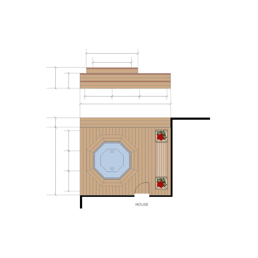 Example Image: Deck Plan 1