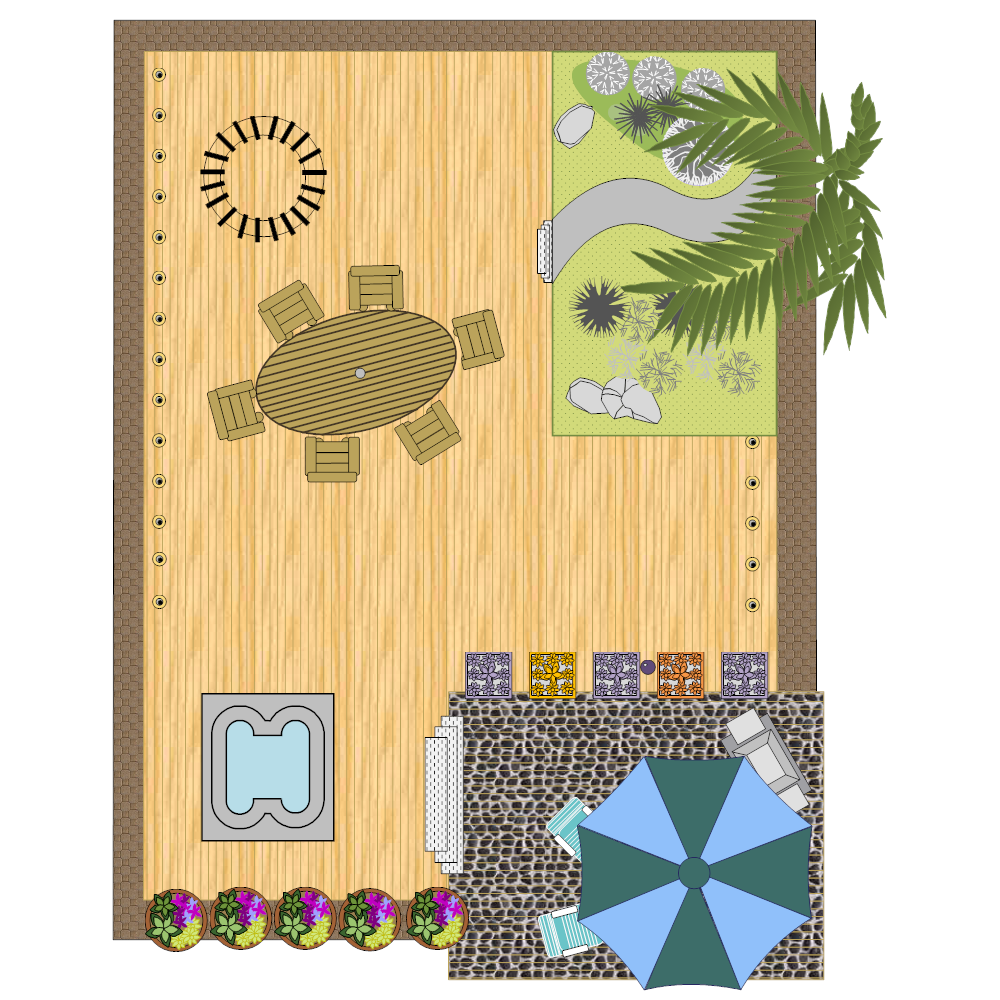 Example Image: Patio and Deck Design