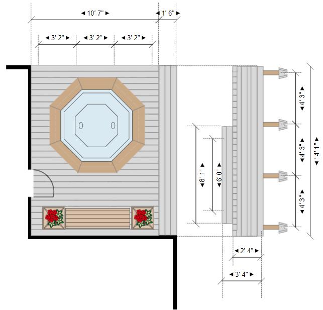 Deck designer online app or free download - Free home design drawing software ...