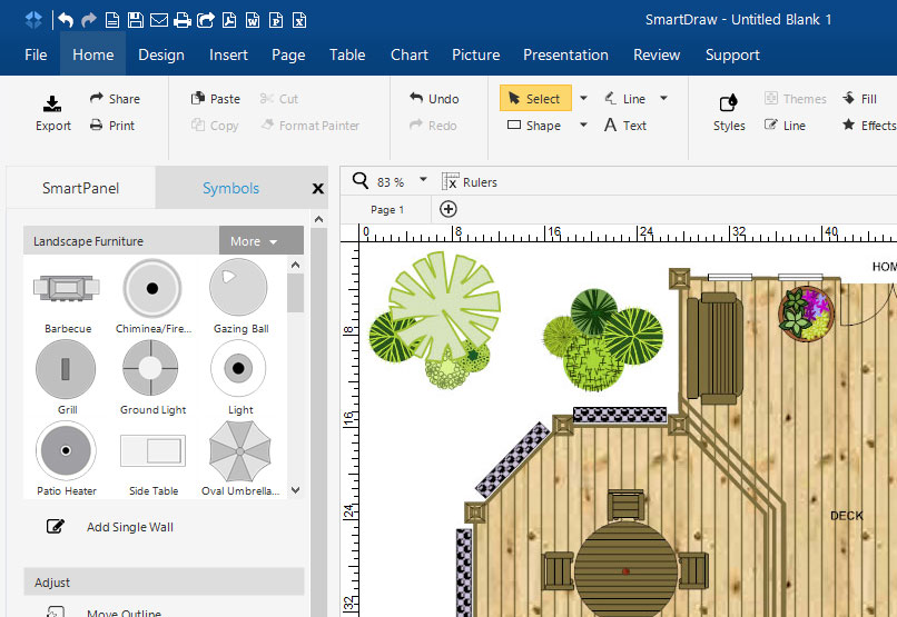 Deck design tips how to and examples deck design items malvernweather Images