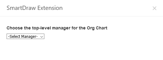 Select manager