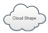 Using a SmartDraw Cloud symbol