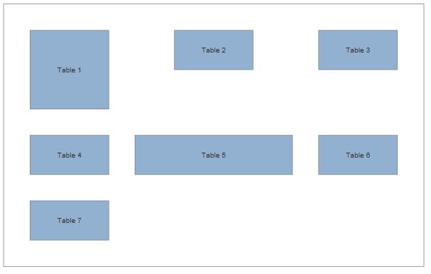 VisualScript default alignment
