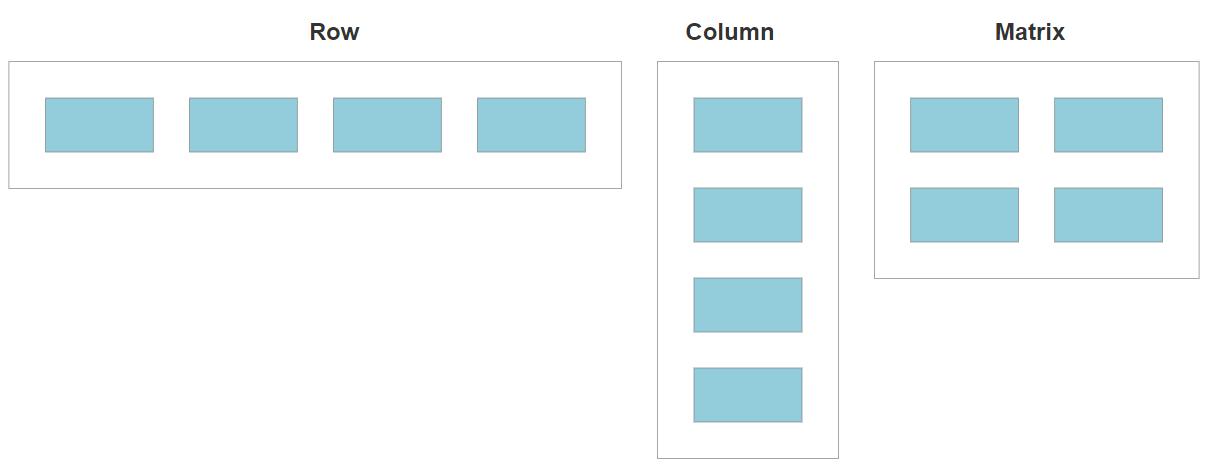 VisualScript shape arrangement