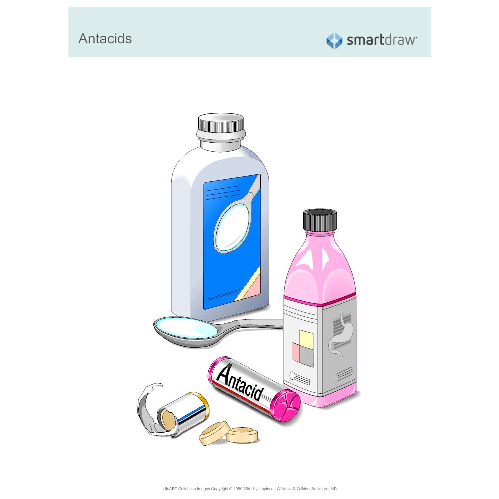 Example Image: Antacids