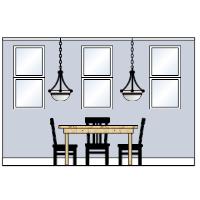 Dining Room Elevation - 2