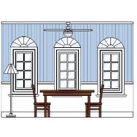 Dining Room Elevation - 3