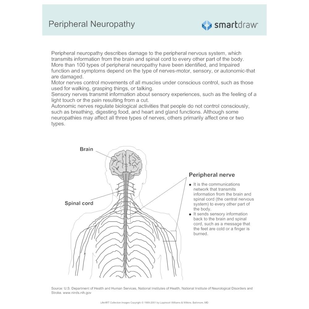 Example Image: Peripheral Neuropathy