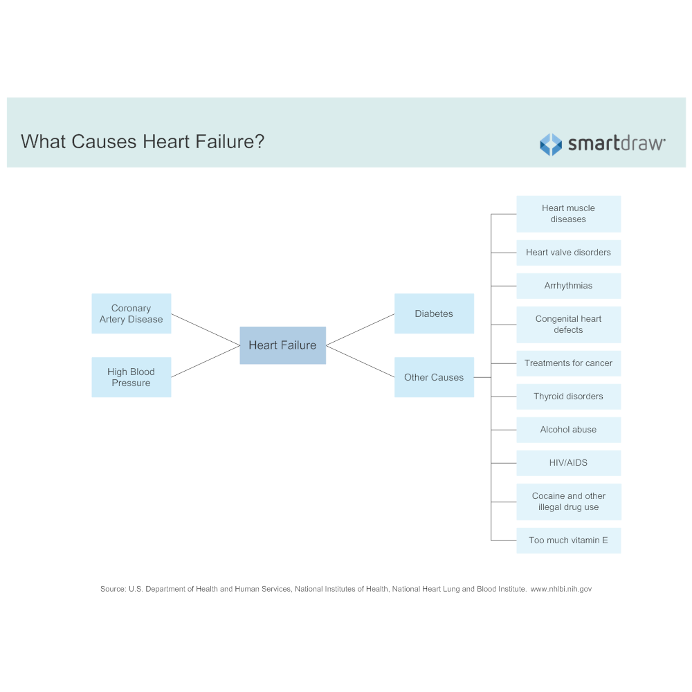 Example Image: What Causes Heart Failure