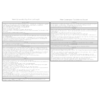 Emergency Documents Examples