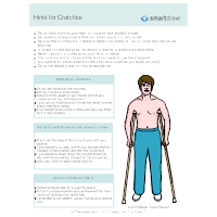 Hints For Crutches Handout