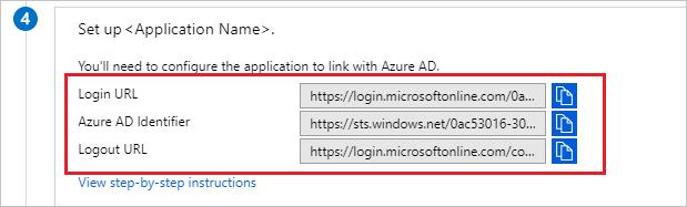 Configure additional attributes