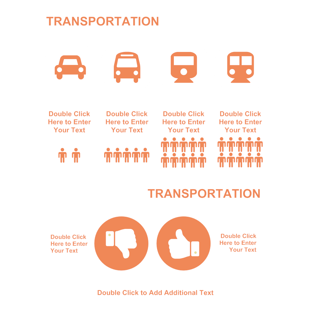 Example Image: Transportation Infographic